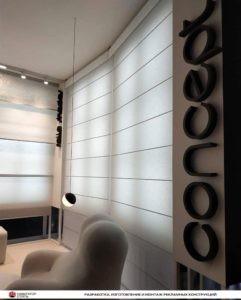 Наивгатор Стиль. Рекламное оформление выставочного стенда для Design Buro Concept M